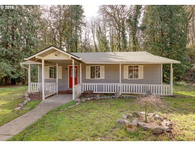 Clackamas County Single Family Home For Sale: 19065 SW Tualasaum Dr