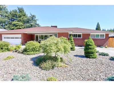 Single Family Home For Sale: 1320 NE 114th Ave