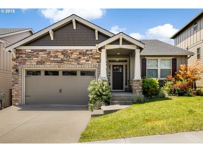 Gresham, Troutdale, Fairview Single Family Home For Sale: 4195 SW Emerald Ave