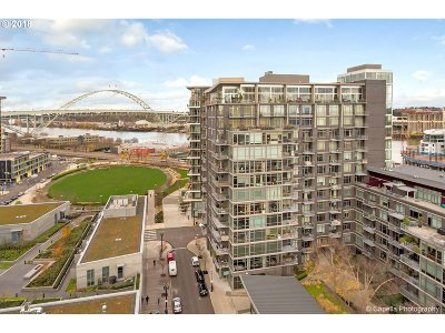 Portland Condo/Townhouse For Sale: 1255 NW 9th Ave #512
