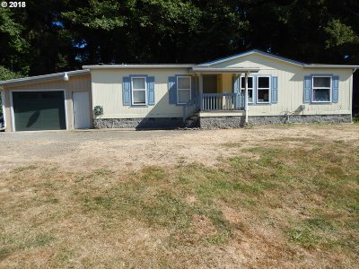 Florence Single Family Home Pending: 90460 Hwy 101