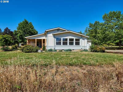 Scio Single Family Home Sold: 39150 Shilling Dr