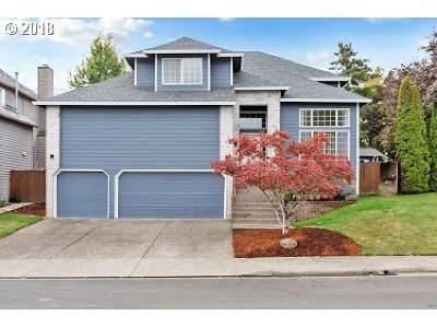 Tigard Single Family Home For Sale: 16278 SW Oneill Ct