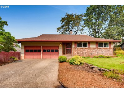 Milwaukie Single Family Home For Sale: 14760 SE Raintree Ct