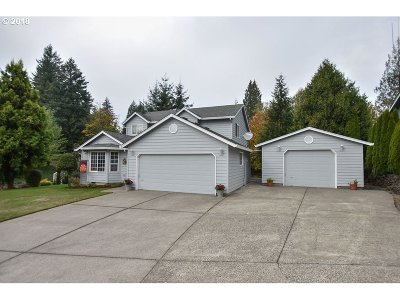 Cowlitz County Single Family Home For Sale: 4 Curtis Ln