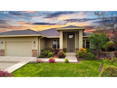 Sutherlin Single Family Home For Sale: 409 Fairway Estates Dr