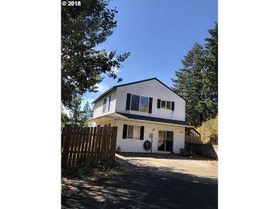 Willamina Single Family Home For Sale: 770 NE Main St