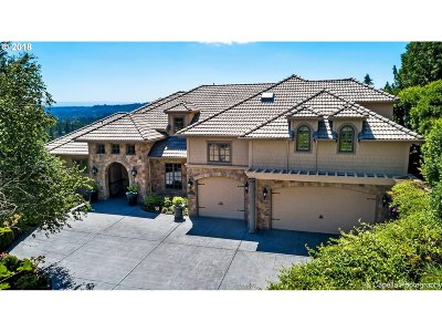 Lake Oswego Single Family Home For Sale: 1973 Cheryl Ct