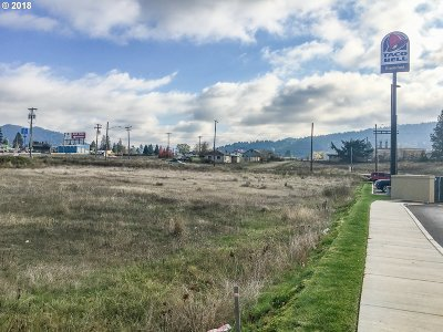 Sutherlin Residential Lots & Land For Sale: W Central Ave #2