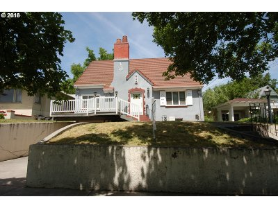 Pendleton Single Family Home For Sale: 809 NW Despain Ave