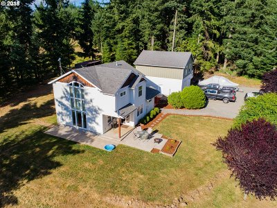 Estacada Single Family Home For Sale: 30673 SE Lawrence Rd