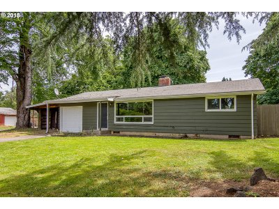 Eugene Single Family Home For Sale: 1893 Milo Way