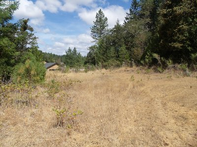 Canyonville Residential Lots & Land For Sale: 310 Kramer Dr