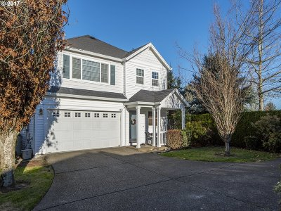 Single Family Home For Sale: 4443 NW Glenlakes Pl