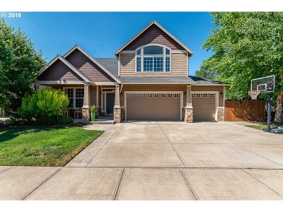 Stayton Single Family Home Sold: 839 Sunrise Dr