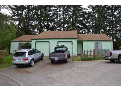 Multi Family Home For Sale: 6465 SW 192nd Ave