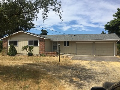 Turner Single Family Home For Sale: 6317 SE Stayton Rd