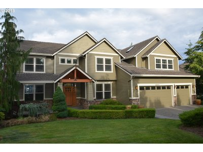 Milwaukie, Clackamas, Happy Valley Single Family Home For Sale: 10572 SE Waterford Ct