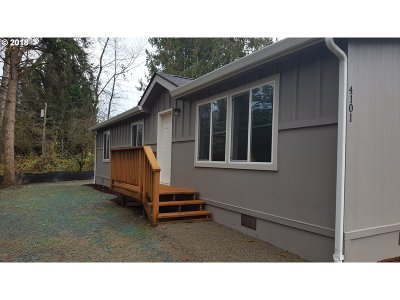Woodland Single Family Home For Sale: 4101 NW Hayes Rd