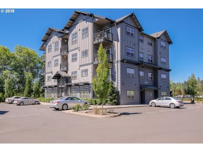 Beaverton Condo/Townhouse For Sale: 13905 SW Meridian St #209