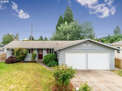 Portland Single Family Home For Sale: 4746 NE 78th Ave