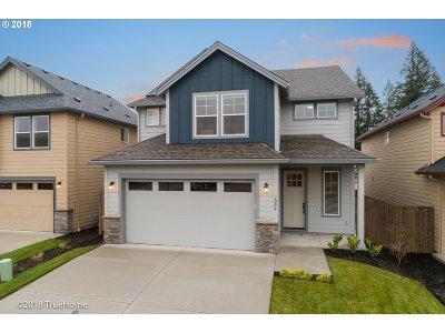 Ridgefield Single Family Home For Sale: 1204 S Quail Run Pl #LOT40