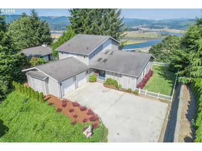 Coos Bay Single Family Home For Sale: 650 18th Ave