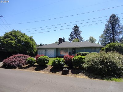 Oregon City Single Family Home For Sale: 119 Valleyview Dr