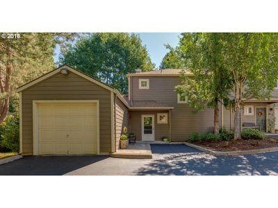 Tualatin Single Family Home For Sale: 7119 SW Sagert St #101