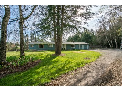 Canby Single Family Home Sold: 30425 S Candlelight Ct