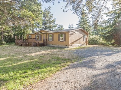 Bandon Single Family Home For Sale: 53790 Rosa Rd