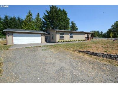 Washougal Single Family Home For Sale: 2712 Belle Center Rd