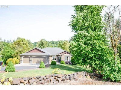 Kalama Single Family Home For Sale: 182 Daves View Dr