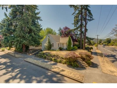 Portland Single Family Home For Sale: 6840 N Portsmouth Ave