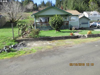 Coos Bay Single Family Home For Sale: 62778 Flagstaff Rd