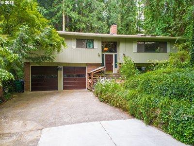 Single Family Home For Sale: 11822 SE Brookside Dr