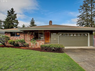 Single Family Home Bumpable Buyer: 1206 NE 113th Ave