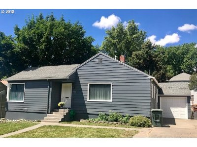 Pendleton Single Family Home For Sale: 623 NW 7th St