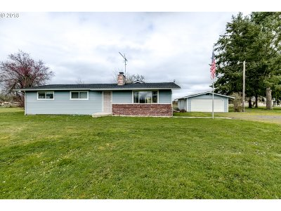 Cottage Grove, Creswell Single Family Home For Sale: 33641 E River Dr