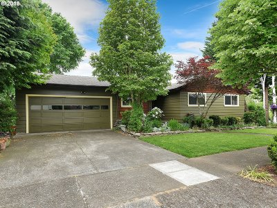 Portland Single Family Home For Sale: 6711 SW 12th Ave