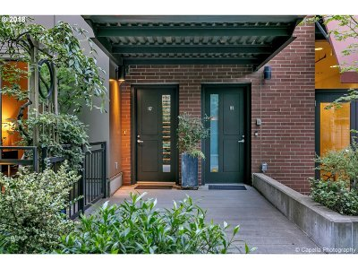 Condo/Townhouse For Sale: 922 NW 11th Ave #102