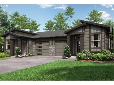 Hillsboro Single Family Home For Sale: 3798 SE Centifolia St #lot33