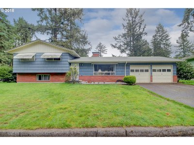 Single Family Home For Sale: 336 NE 176th Ave