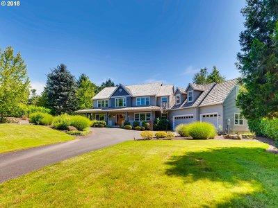 Multnomah County, Clackamas County, Washington County Single Family Home For Sale: 12370 SW Wilsonville Rd