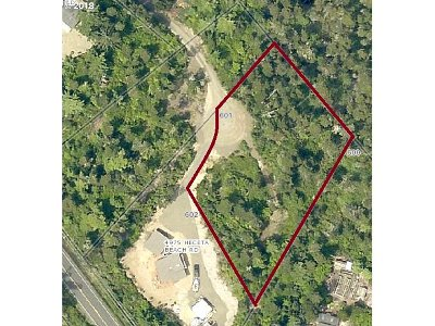 Florence Residential Lots & Land For Sale: Heceta Beach Rd #601