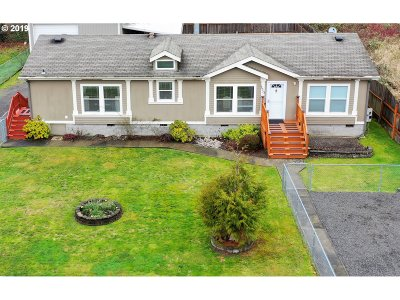 Cowlitz County Single Family Home For Sale: 110 Memory Ln
