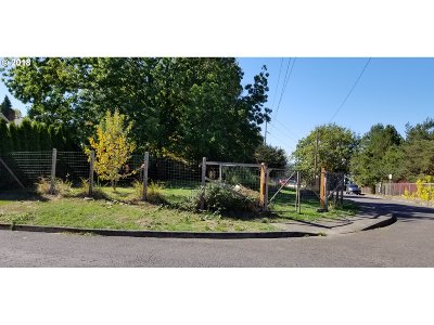 Portland Residential Lots & Land For Sale: 1424 NE 33rd Ave