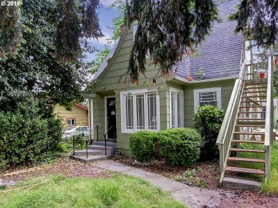 Single Family Home For Sale: 5102 NE 60th Ave