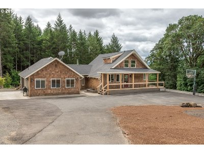 Banks Single Family Home For Sale: 45480 NW Hartwick Rd