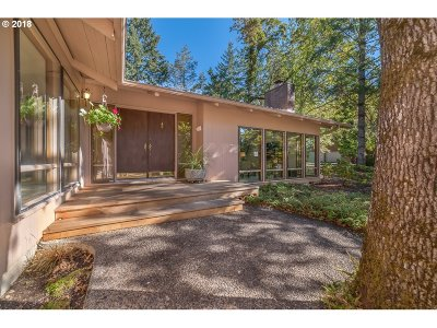 Eugene OR Single Family Home For Sale: $550,000